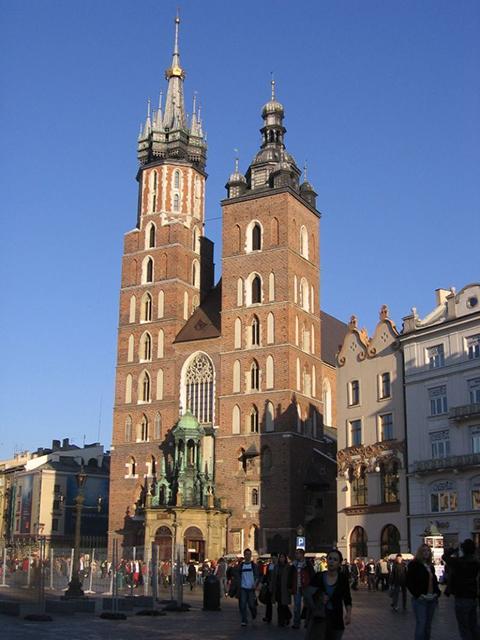 hochaltar marienkirche krakau
